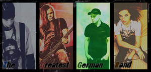 The Greatest German Band by LionheartSleeping