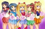 Sailor Moon by Art-by-ChaelaMarie
