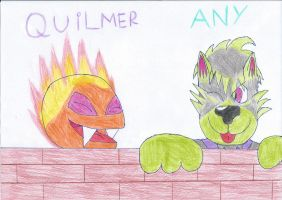 Regalo para Any by Quilmer