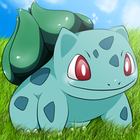 Bulbasaur by YuuK3