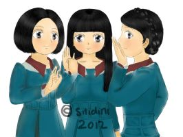 Perfume - Spending all my time by sitidini