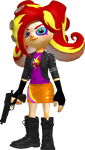 Sunset Shimmer by NeoMetalSonic360