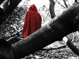 Red Riding Hood 4 by Luciferspet