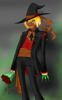 MG2010 - Scarecrow Formal by ShadOBabe