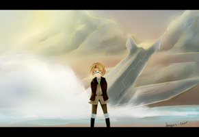 APH: The Things I've Lost by Dragons-Roar