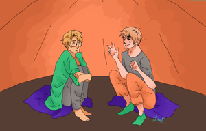 APH- Ghost Stories by RitoruHoshi