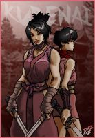 Kurenai by DazWatford