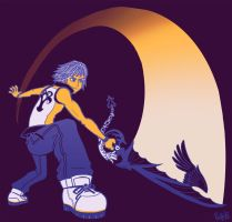 Bro Riku by MetaKnuckles