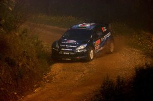 2014, Elfyn Evans, Ford, Loule, Rally de Portugal by F1PAM