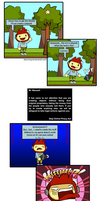 Scribblenauts Vs S.O.P.A. by McGenio