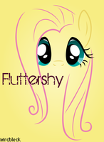 Lines-Fluttershy by MrCbleck