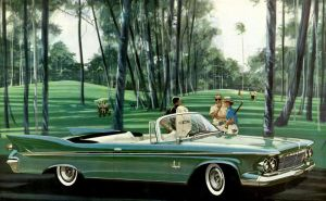 After the age of chrome and fins: 1961 Imperial by Peterhoff3
