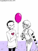 OFF - Zacharie and Sugar by MelSpontaneus
