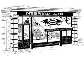 Nobrow Shop by MumblingIdiot