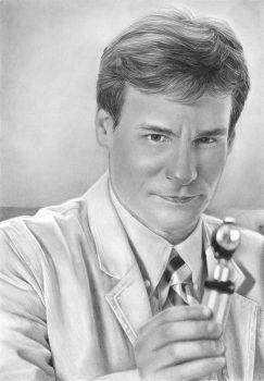 Dr James Wilson by Cataclysm-X