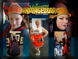 Melbourne Armageddon Expo 11 by gurihere