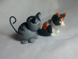 Cats by Capitaine-Jaf