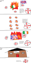 Polandball July 12th by Hannah2070