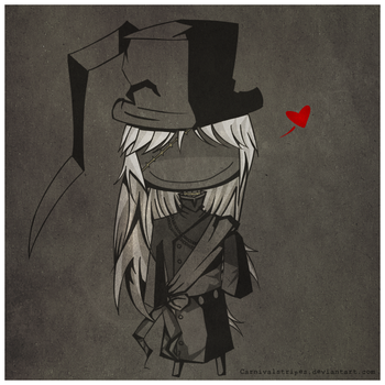 Undertaker: Valentines by Carnivalstripes