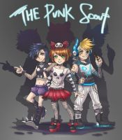 The Punk Scout by MicehellWDomination