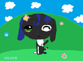 lps4evers oc vilote by candytoy52