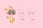 Pixel Anthro Adopts .:Preview:. [Update] by Pieology