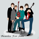 Beatles For Sale by FoolEcho