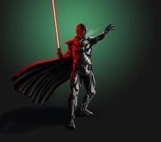 Final Vader Redesign by PeterMan2070