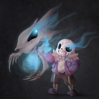 Undertale- You're gonna have a bad time (spoilers) by Daffupanda