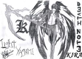 Light Yagami - Deathnote by lucraciamichaelis66