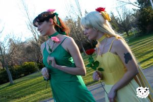 Gazing into the Distance by The-Cosplay-Scion