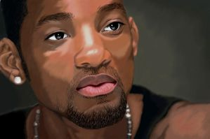 Will Smith by Raikea