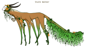 Stalk Walker by VintageIceCream