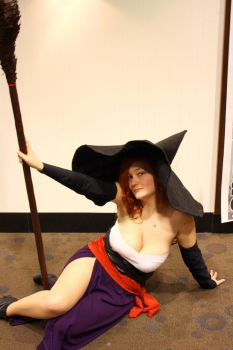 Sorceress Cosplay by Midnight-Dance-Angel