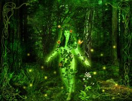Forest Mistress by Amrahelle