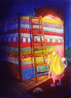 the princess and the pea by pepaaminto