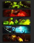 MMO Signatures - Set 3 by Findae