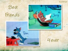 Tom and Jerry by juddangel
