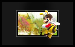 Bee Mario Design: Extreme by Desidus
