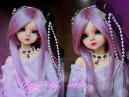 Three years in love, Sakura by AidaOtaku-BJD