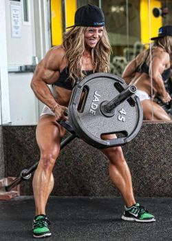 Danielle Muscled by Turbo99