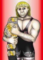 Owen Hart by eMokid64