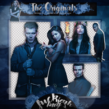 Pack Png: The Originals #270 by MockingjayResources
