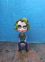 Why so serious? by r0ra