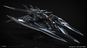 Blackhawk Render 1 by pauldavemalla