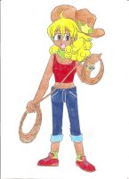 Cowgirl Uma by animequeen20012003