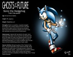 Ghosts of the Future: Sonic by EvanStanley
