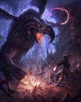 Balrog 1 by JandrewArt