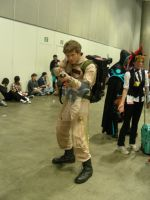 Ghost Busters AX 2011 by MidnightLiger0