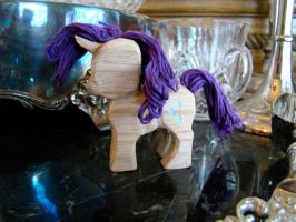 Rarity Woodwork by xofox